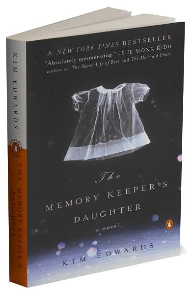the memorys keeper Kim edwards's the memory keeper's daughter (2005) follows the lives of dr david henry, his wife, norah, and their twin children who are secretly separated at birth the story begins in march 1964.