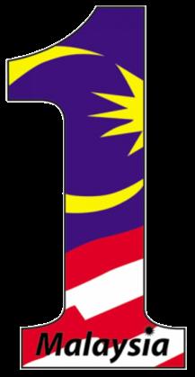 SELAMAT MENYAMBUT HARI KEMERDEKAAN YANG KE 53, 1 MALAYSIA MENJANA