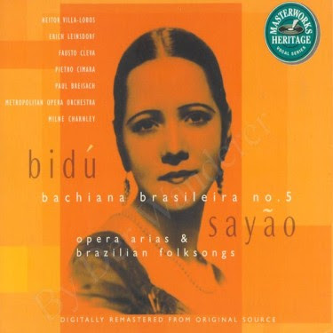 BIDГљ SAYГѓO -  OPERA ARIAS AND BRAZILIAN FOLKSONGS