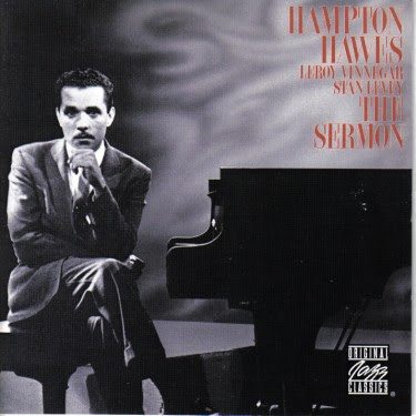 HAMTON HAWES - THE SERMON