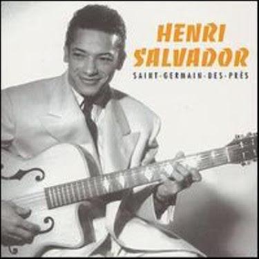 HENRI SALVADOR -  SAINT-GERMAIN-DES-PRÉS