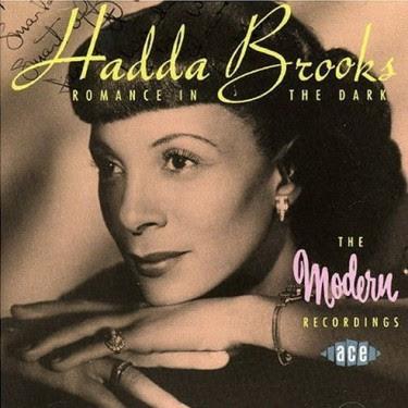 HADDA BROKS  - ROMANCE IN THE DARK