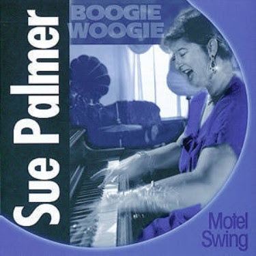 SUE PALMER - BOOGIE WOOGIE AND MOTEL SWING