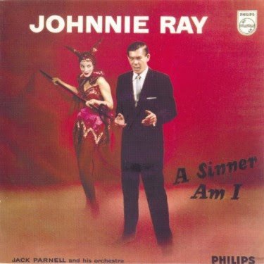Cover Album of JOHNNIE RAY - A SINNER AM I