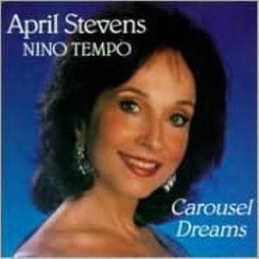 Cover Album of APRIL STEVENS - NINO TEMPO - CAROUSEL DREAMS
