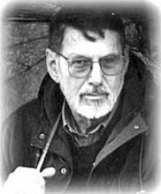 In Memory of My Late English Professor, American Poet Robert Creeley (1926-2005)