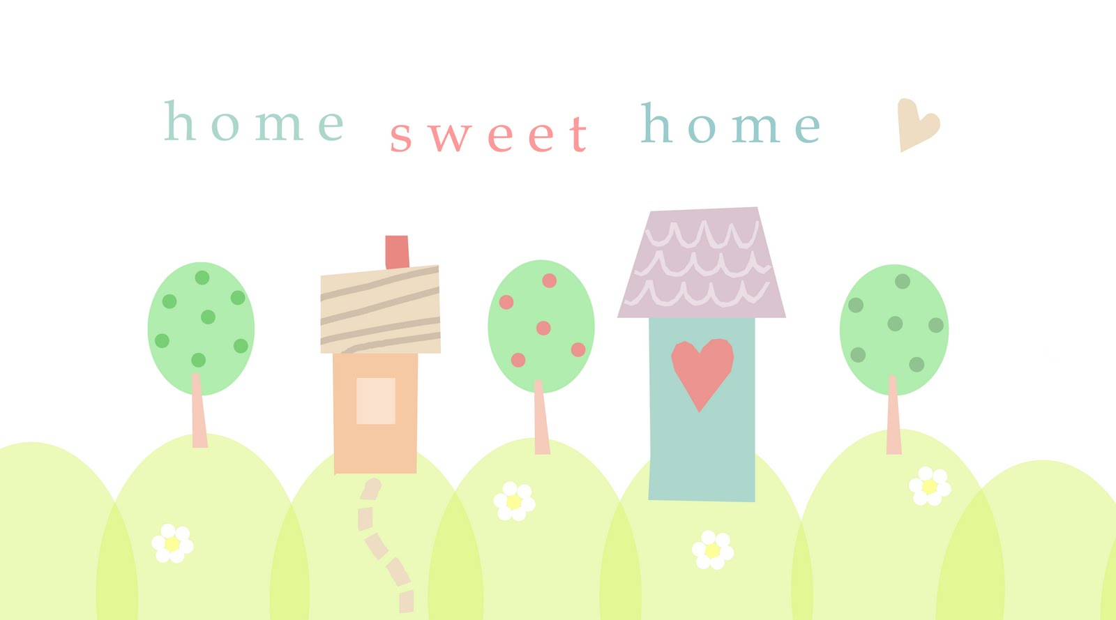 Jayne Schofield Illustration And Design Home Sweet Home