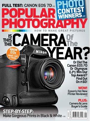 Popular Photography #1 (january 2010 / USA)