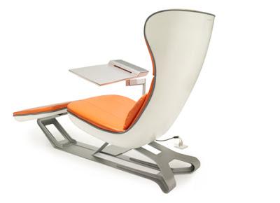 Myhaus blog tecnolog a y estilo de vida dise o de silla for Sillas para computadora