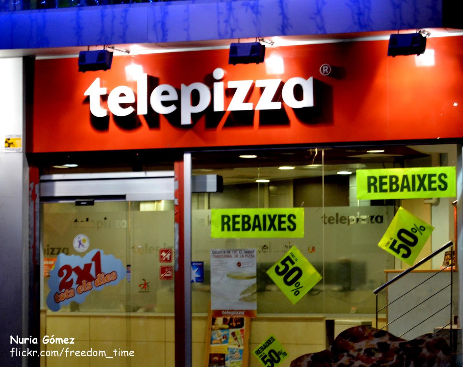 Blog telepizza gav las mejores rebajas hasta un 50 scuento - Las mejores rebajas ...