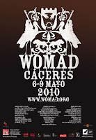 Cartaz Womad 2010