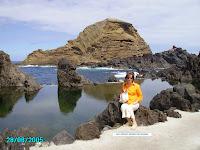 Maria Jesus na Madeira