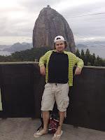Ángel Mateos no Rio
