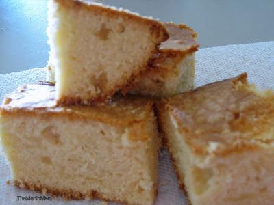 Bourbon Vanilla Pound Cake Recipe