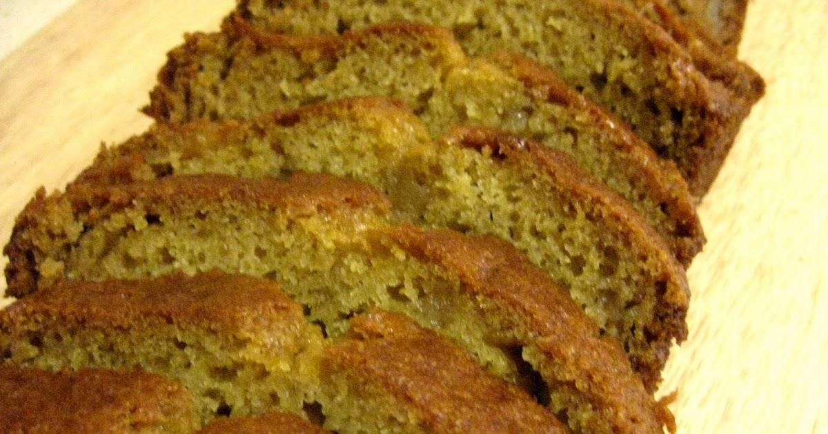Egg Sour Cream Pound Cake