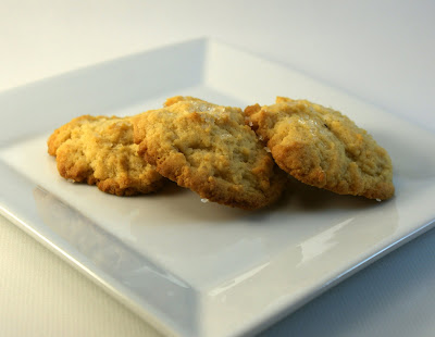 The Merlin Menu: Vanilla Bean Malt Cookies
