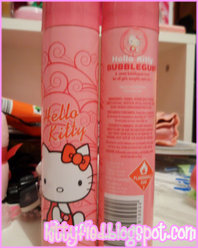 Hello Kitty Perfume Body Mist