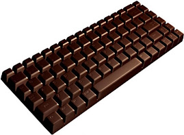 Chocolate and technology