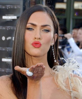 megan fox plastic surgery nose. hairstyles megan fox plastic