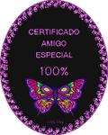 - Selo de Certificado