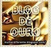 - Selo Blog de ouro
