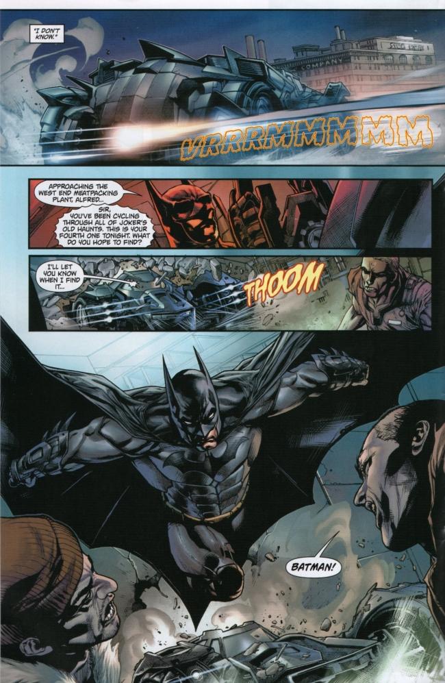 Batman: Arkham Knight [I] Issue #0 #2 - English 4