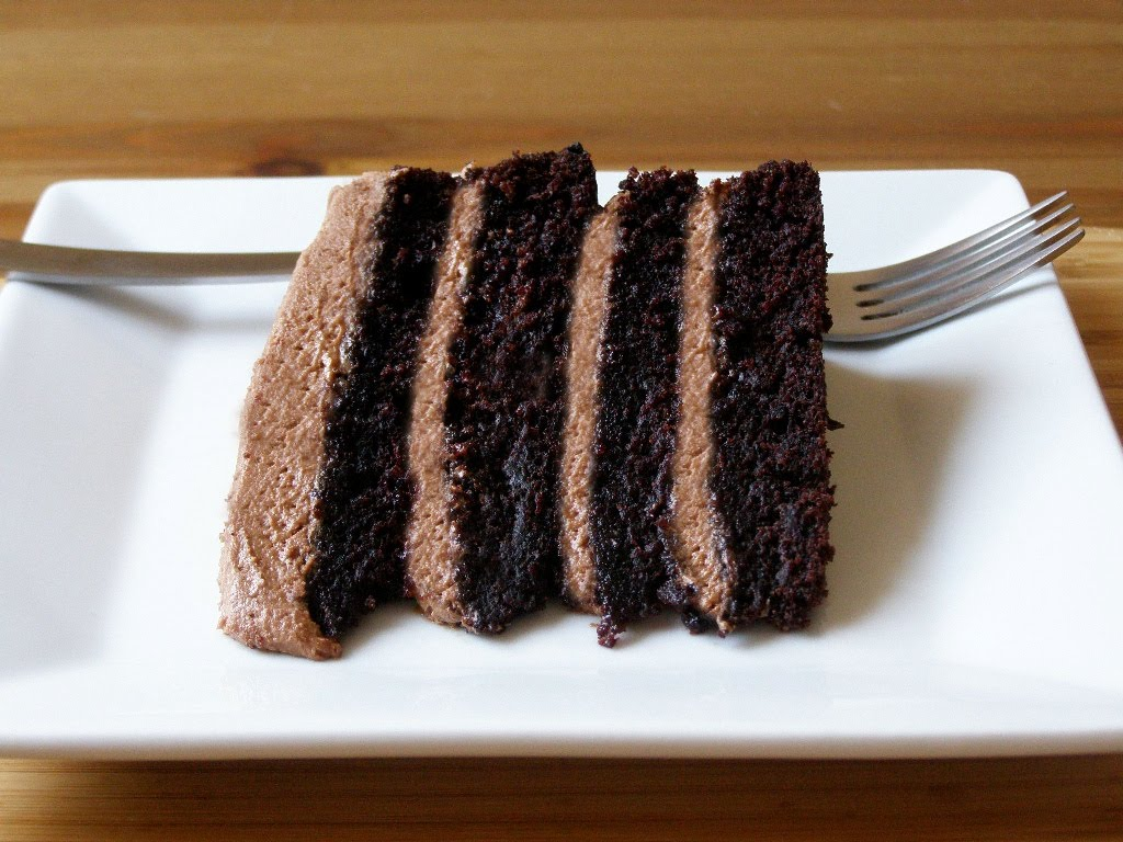 Double Chocolate Layer Cake Ideas and Designs