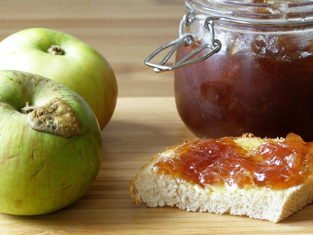 Bramley Apple Pie Jam
