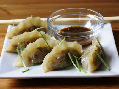maple•spice: Gyoza