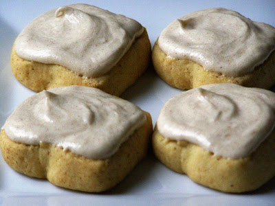 maple•spice: Cinnamon Toast Shortbread Cookies