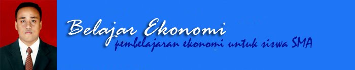 BELAJAR EKONOMI