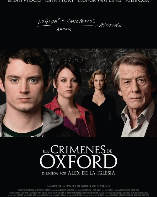 Los Crimenes De Oxford (2008)
