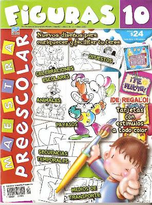 Figuras N   10   De Maestra Jardinera Para Infantiles Y Preescolares