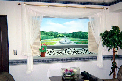 Painting Living Room on Wall Painting Designs On Japan   Painting Walls Ideas   Zimbio