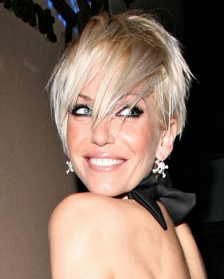 short blonde haircuts 2011. very short hair styles 2011