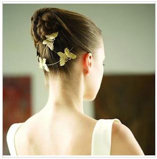 Bridal Hairstyle Japan
