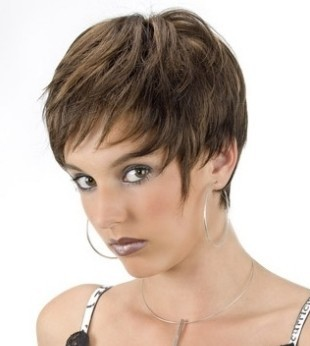Latest Short Hair Cuts 2011
