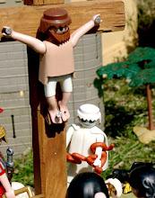Markus Bomhard Crucificado