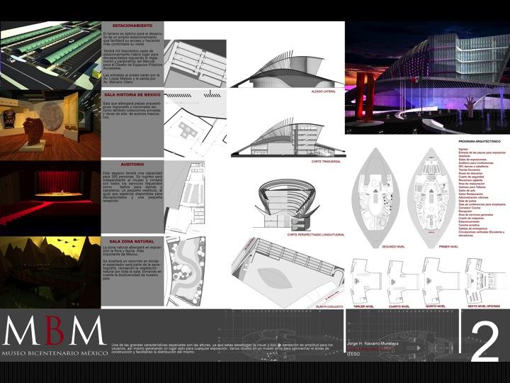 Portafolio arquitectura urbanismo for Portafolio arquitectura