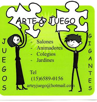 Arte & Juego / JUEGOS GIGANTES
