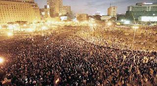 مظاهرات ميدان التحرير الان