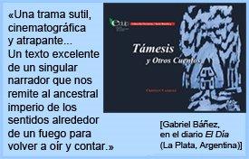 <i>mi libro,</i> Támesis y Otros Cuentos:
