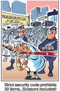 RK Laxman Security