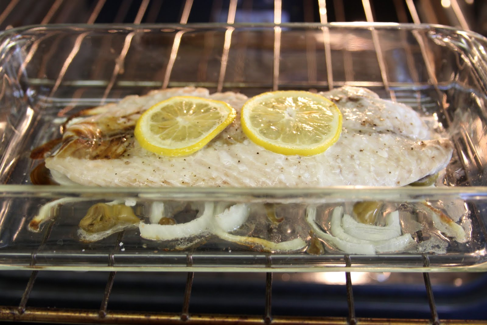how to cook ling fish in oven