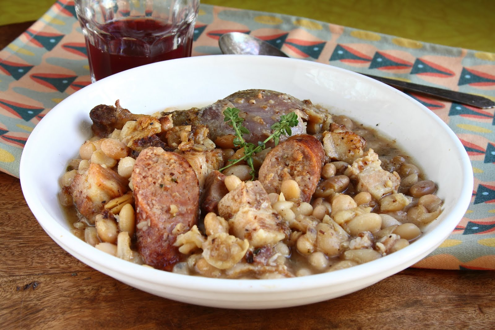 ShowFood Chef: Authentic Cassoulet - Daring Cooks
