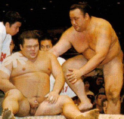 from Felipe naked sumo wrestler sex