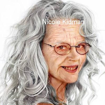 nicole kidman old. Hollywood In 2037