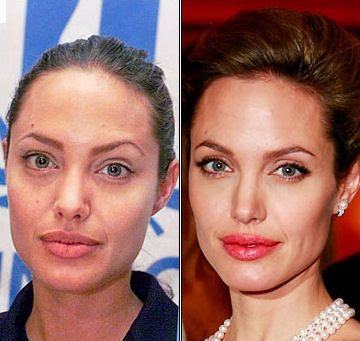 celebraties without makeup. Celebrities No Makeup.