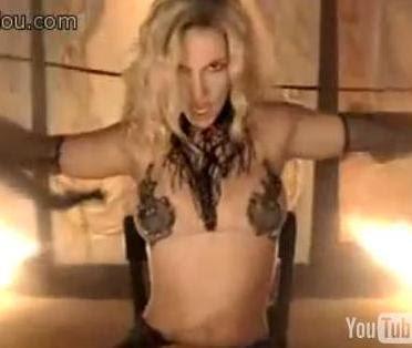 Britney spears nude bathtub