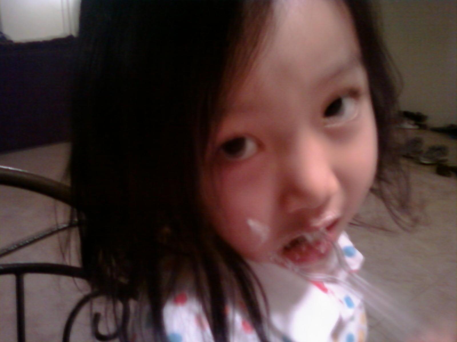 Did cum in my niece s food